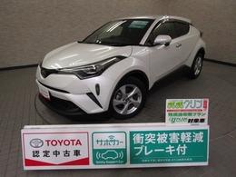 トヨタ C-HR ハイブリッド 1.8 S LED エディション メモリ-ナビ