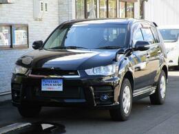 三菱 アウトランダー 2.0 ローデスト 20MS 4WD ナビ フルセグ DVD ETC キーレス