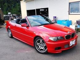 BMW 3シリーズカブリオレ 330Ci Mスポーツパッケージ 純正ナビ ETC