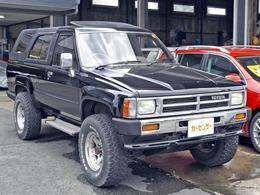 トヨタ ハイラックスサーフ 2.0SSRリミテッド 4WD サンルーフ