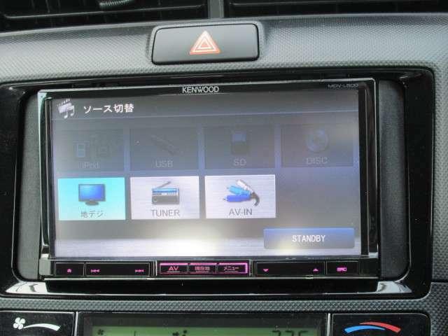 ナビKenwood装備♪お好きな音楽♪を聴きながらドライブはいかがですか?