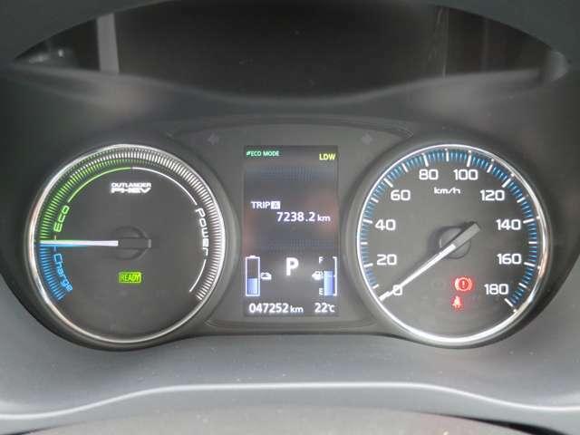 スピードメーター 走行距離47,251Km メーター交換歴はございません