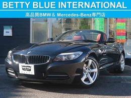 BMW Z4 sドライブ 20i ハイラインパッケージ 赤革 HDDナビ HID 電動OP 8速AT
