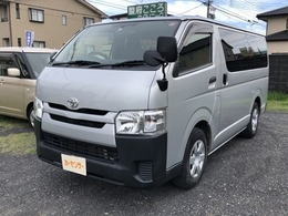 トヨタ ハイエースバン 2.0 DX ロング 禁煙・地デジナビ・バックカメラ・ETC