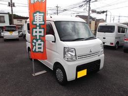 三菱 ミニキャブバン 660 ブラボー ハイルーフ 5AMT車 キャンピング 車中泊