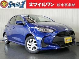 トヨタ ヤリス 1.0 G 新車/装備10点付 純正ナビ ドラレコ