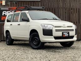 トヨタ プロボックスバン 1.5 DX コンフォート 4WD 新品2インチアップ 新品MTタイヤ横滑り防止