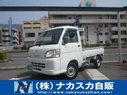 ダイハツ ハイゼットトラック エアコンパワステスペシャル/F5速MT/三方開