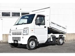 スズキ キャリイ 5MT  4WD  頑丈ダンプ 電動式