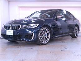 BMW 3シリーズ M340i xドライブ 4WD Individual タンザナイトブルー 社外茶革