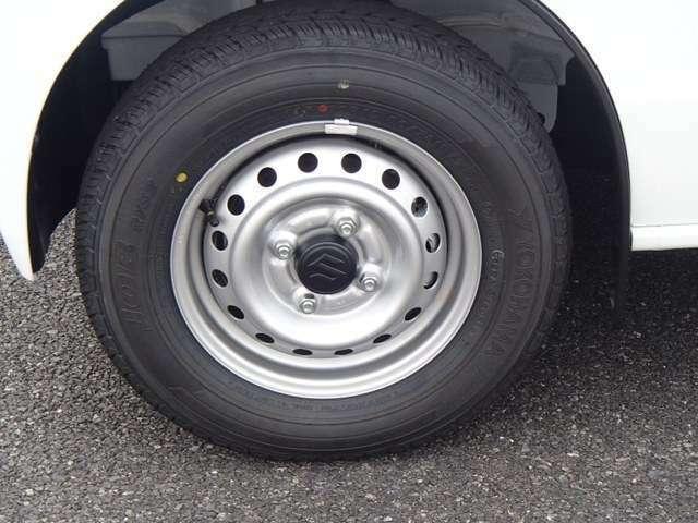 タイヤサイズ:145/80R12!