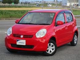 トヨタ パッソ 1.0 X クツロギ 普通タイヤ新品取付