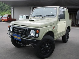 スズキ ジムニー 660 XLリミテッド 4WD ピックアップ仕様