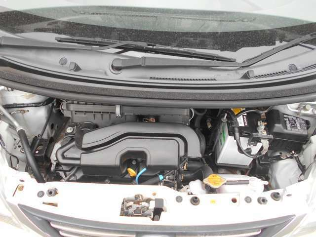 エンジンやミッション、ブレーキ関係、電装品等に関しては特に問題なく良好です。