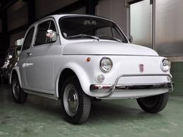 フィアット 500(チンクエチェント) L