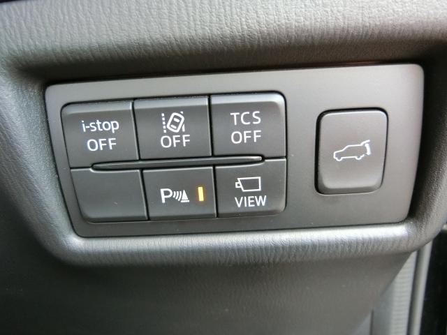 アイドリングSTOP・車線逸脱警報・トラクションコントロール・パーキングセンサー・360度ビューモニター・電動リアゲート