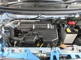 パワフル&クリーンで低燃費なトパーズネオエンジン