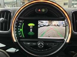 【カメラ&パーキングアシストパッケージ】リアビューカメラ+前後センサーに自動縦列駐車アシストも付いております!