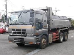 いすゞ ギガ 9.4tダンプ 7MT HSA コボレーン ETC