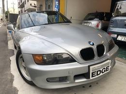 BMW Z3 ロードスター 禁煙車ETC純正16アルミ