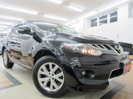 日産 ムラーノ 2.5 250XL FOUR 4WD 純正エアロ メーカーナビTV クルコン