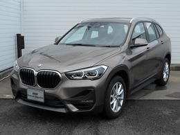 BMW X1 sドライブ 18i 17AWPアシストコンフォートETCデモ認定車