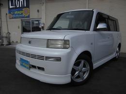 トヨタ bB 1.3 S クリスタルホワイトエディション