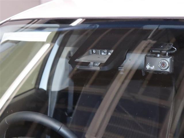 【プリクラッシュセーフティシステム】レーザーレーダーと単眼カメラを併用したセンサーで前方の車両を検知し、それに基づく統合的な制御により、事故の回避や衝突被害の軽減を支援します。