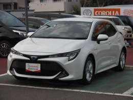 トヨタ カローラスポーツ 1.8 ハイブリッド G SDナビ/地デジTV/オートドライブ