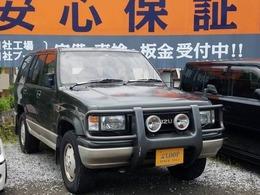 いすゞ ビッグホーン 5ドア ワゴン4WD