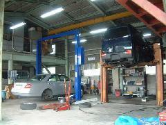 全車納車前整備(消耗品は交換)陸運局指定民間車検工場完備