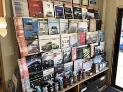 国内全メーカー取り扱いなので色々カタログもご用意しております