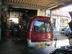 車検や修理はもちろん、アフターサービスもお任せ下さい。