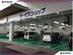 点検・車検・その他整備など、何でも安心して当店にお任せ下さい。