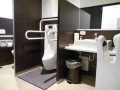 清潔感のあるトイレ。毎日清掃しています。