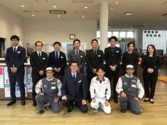 旧国道1号線沿い、大きな「U-Select」の看板が目印です!隣には新車拠店も併設してます!