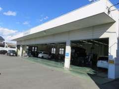 中部運輸局指定整備工場です!迅速な整備でお客様に安心、安全をお届けします!指定整備工場ですので、土日も車検OKです!
