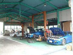整備工場も完備しており、スターサービスも安心です。