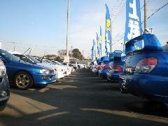 スバル車を中心に豊富な在庫からあなたの一台を探して下さい!
