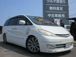 トヨタ エスティマ 2.4 T アエラス 社外フェンダー/ローダウン/社外18AW