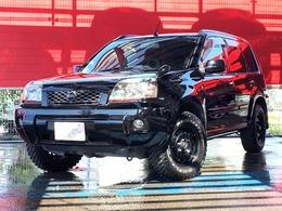 日産 エクストレイル 2.0 X 4WD BSホワイトレター・ナビ・ETC
