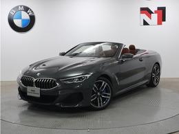 BMW 8シリーズカブリオレ 840d xドライブ Mスポーツ ディーゼルターボ 4WD 19AW ACC レーザーライト 衝突軽減 USB