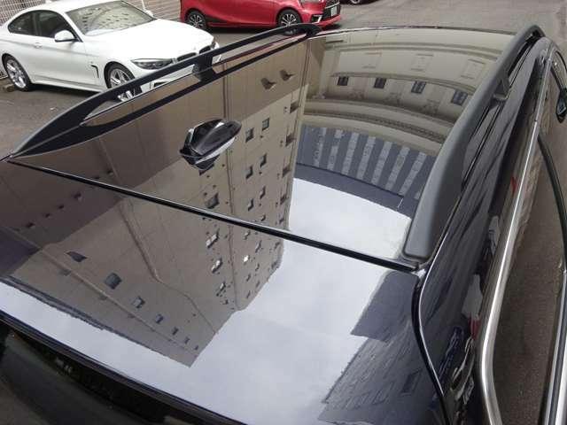 ご納車前にはポリッシャーで外装を磨き上げサービスさせて頂きポリマーコーティングを無料施工させて頂きます!