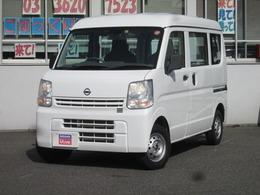 日産 NV100クリッパー 660 DX ハイルーフ 5AGS車 4WD エマ-ジェンシ-ブレ-キ