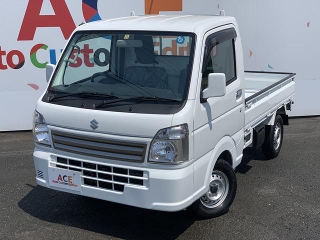 ☆キャリィKC 特別仕様車☆月々12,000円~のお支払いが可能です♪