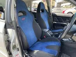 ◇フロントシートはSTIインプレッサGDBシートに交換(純正シートもございます)
