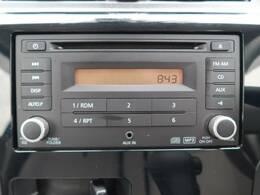 純正CDオーディオ装着しております!ナビへのお取替えもご検討ください!