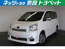 トヨタ ヴォクシー 2.0 ZS 煌Z ワンオーナー・メモリーナビ・ETC