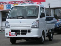スズキ キャリイ 660 KCエアコン・パワステ 3方開 4WD 5速マニュアル ワンオーナー エアコン