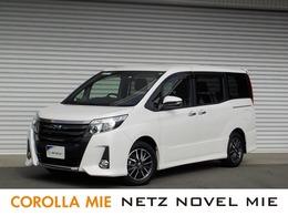 トヨタ ノア 2.0 Si WxB 衝突軽減装置ワンオーナー禁煙車ナビETC